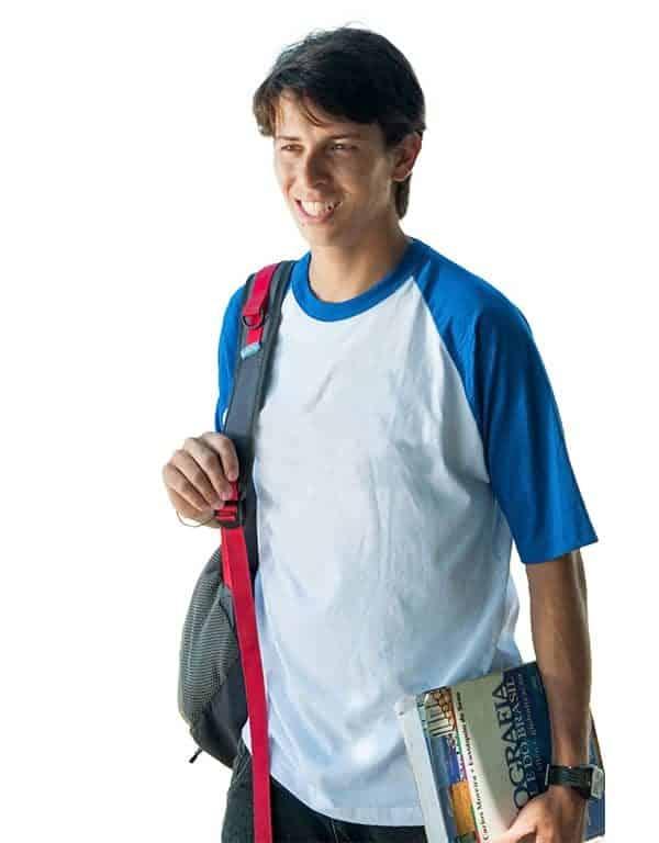 Camiseta Escolar 1