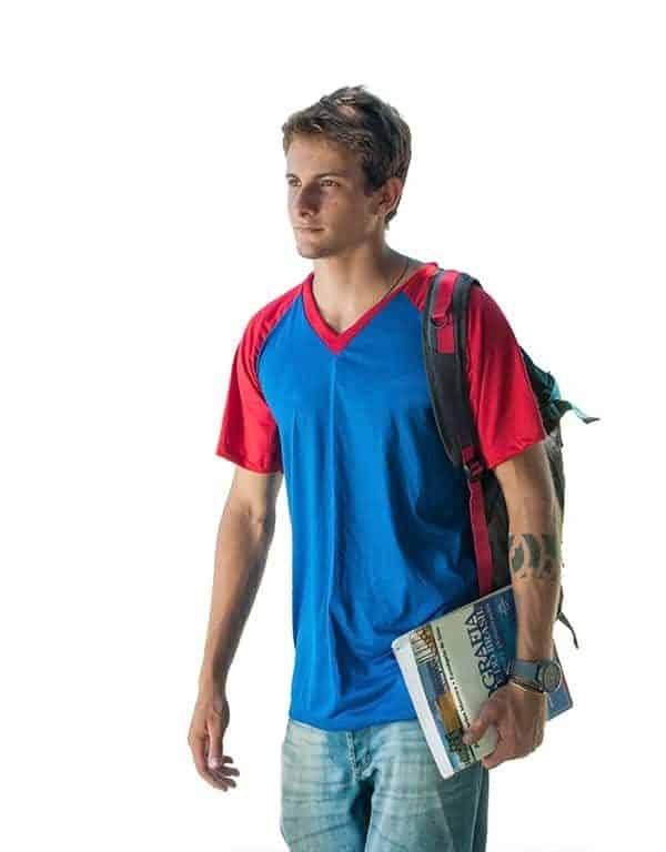 Camiseta Escolar 2