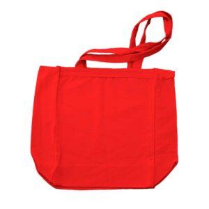 Ecobag Tprint Personalizada Vermelha